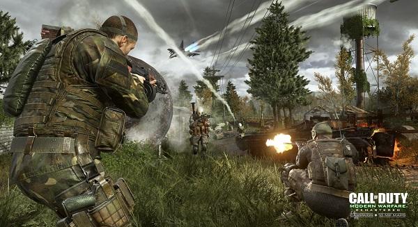 Spesifikasi Call of Duty 4 Modern Warfare Remastered