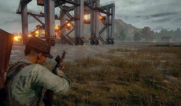 Spesifikasi PlayerUnknowns Battlegrounds