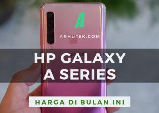 daftar harga hp samsung galaxy a series