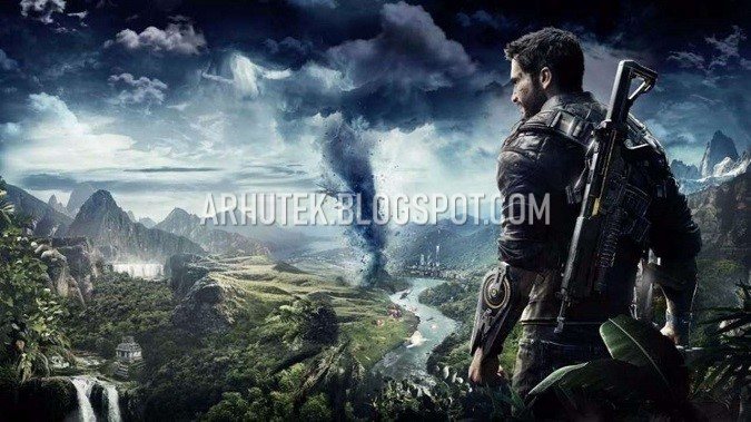 spesifikasi just cause 4