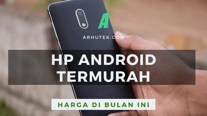 daftar harga hp android termurah