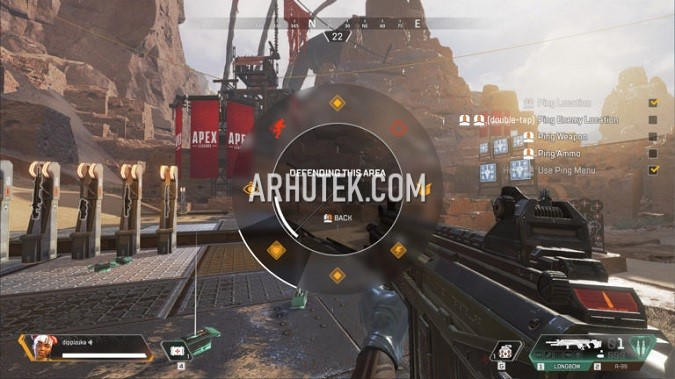 gameplay apex legends