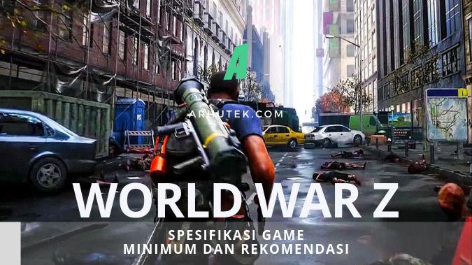 spesifikasi world war z