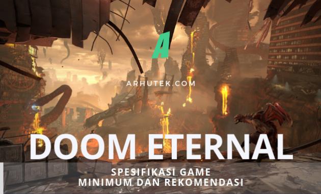 spesifikasi doom eternal