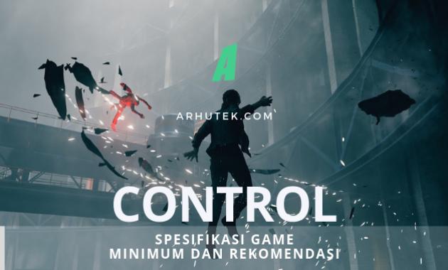 spesifikasi game control