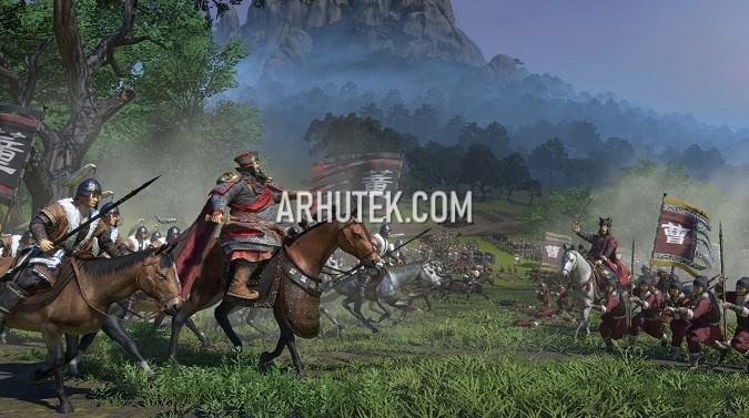trailer gameplay spesifikasi Total War Three Kingdoms - minimum dan rekomendasi