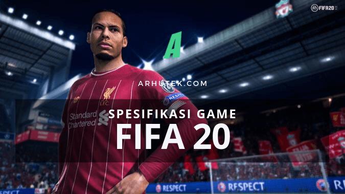 spesifikasi game fifa 20