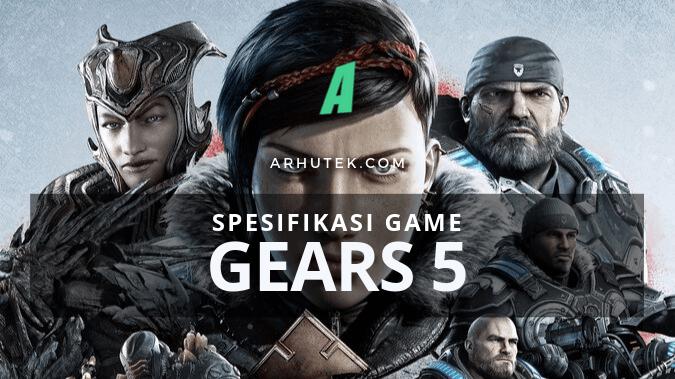 spesifikasi gears 5