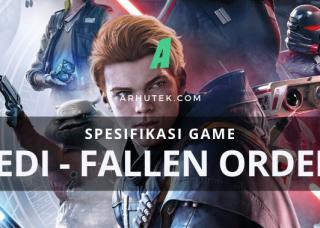 SPESIFIKASI Star Wars Jedi - Fallen Order