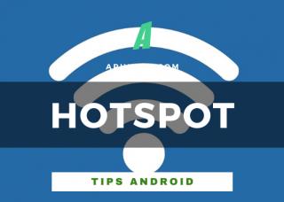 aktifkan hotspot