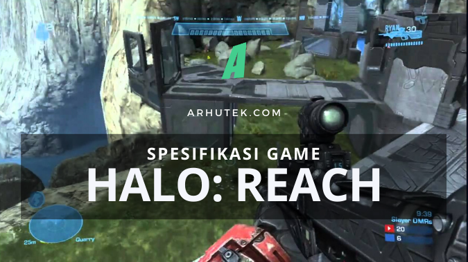 spesifikasi halo reach