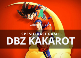Spesifikasi Dragon Ball Z Kakarot
